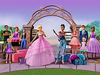 Barbie - Eine Prinzessin im Rockstar Camp - Produktdetailbild 4