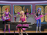 Barbie - Eine Prinzessin im Rockstar Camp - Produktdetailbild 2