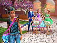 Barbie - Eine Prinzessin im Rockstar Camp - Produktdetailbild 5