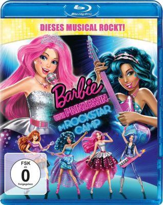 Barbie - Eine Prinzessin im Rockstar Camp, Diverse Interpreten