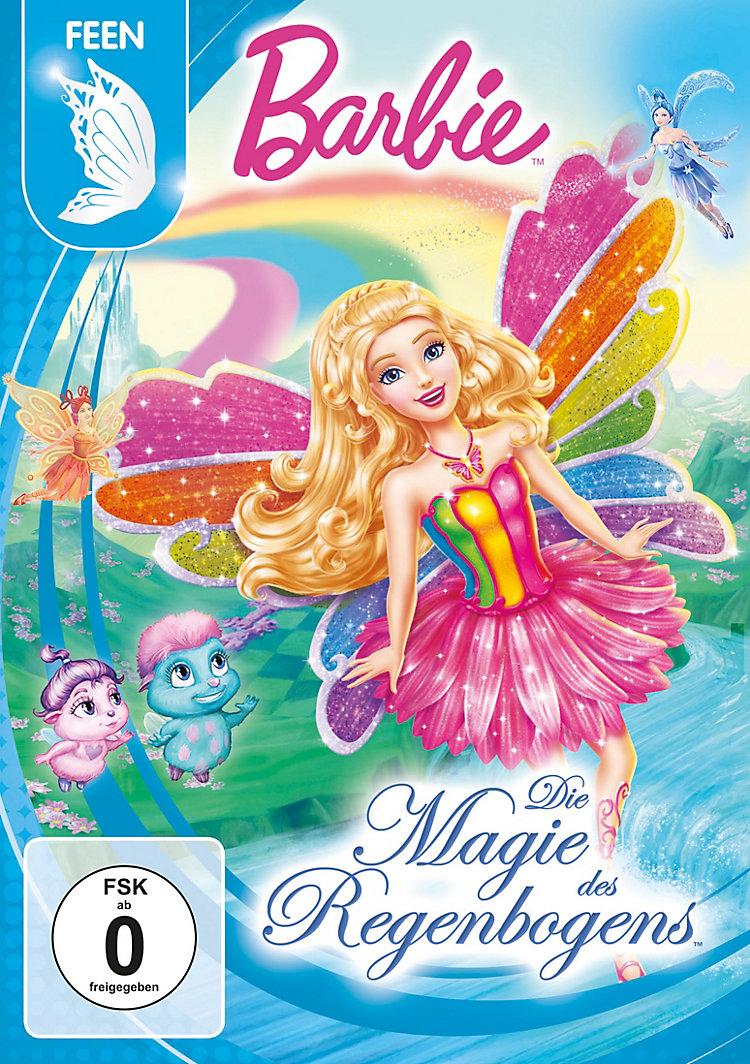 Barbie Magie Des Regenbogens