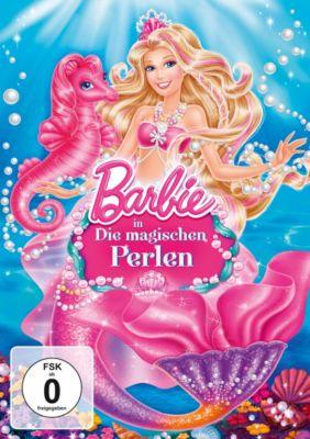 Barbie in: Die magischen Perlen, Cydne Clark, Steve Granat