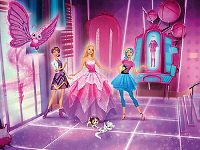 Barbie In Die Super-Prinzessin Stream