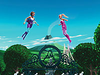 Barbie in: Die Super-Prinzessin - Produktdetailbild 2