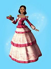 Barbie in: Eine Weihnachtsgeschichte - Produktdetailbild 8
