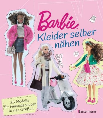 Barbie. Kleider selber nähen Buch bei Weltbild.de bestellen