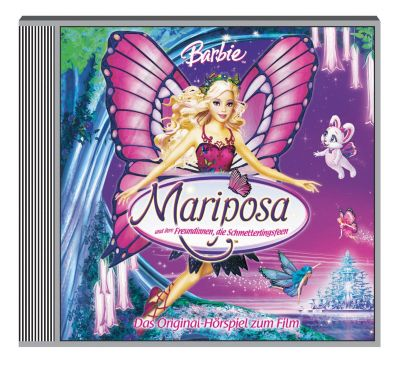 Barbie - Mariposa, Barbie