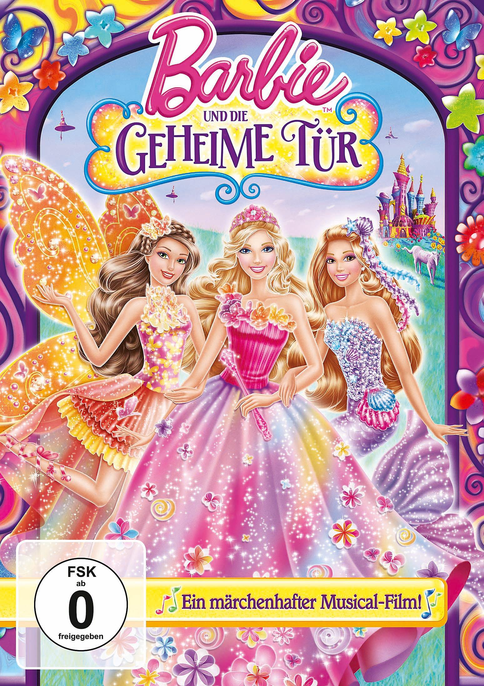 Barbie Und Die Geheime Tür Dvd Bei Weltbild De Bestellen