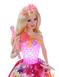 Barbie und die geheime Tür - Barbie als Prinzessin Alexa - Produktdetailbild 2