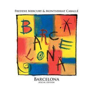 Barcelona, Freddie Mercury, Montserrat Caballé