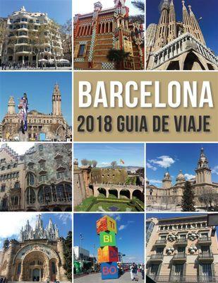 Barcelona 2018 Guia de Viaje, Mobile Library