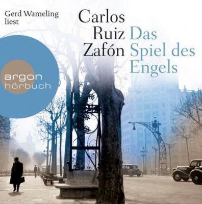 Barcelona Band 2: Das Spiel des Engels (9 Audio-CDs), Carlos Ruiz Zafón