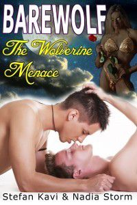 Barewolf: The Wolverine Menace (Gay Erotica)