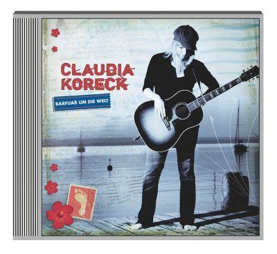 Barfuass um die Welt, Claudia Koreck