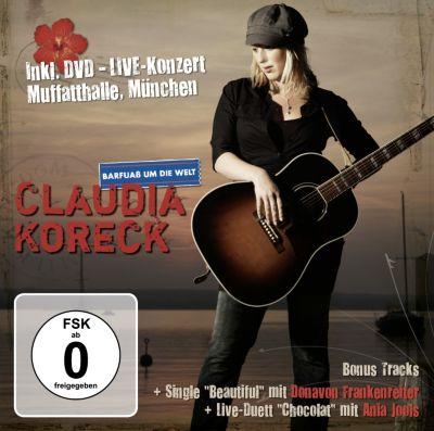 Barfuaß um die Welt, Claudia Koreck