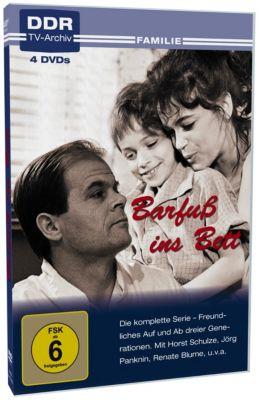 Barfuss ins Bett, Ingrid Föhr