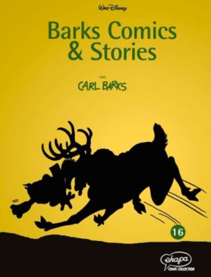 Barks Comics & Stories, Carl Barks