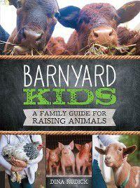 Barnyard Kids, Dina Rudick