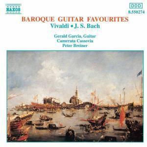 Barocke Gitarrenkonzerte, Garcia, Breiner, Camerata Cass.