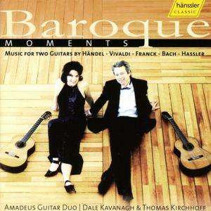 Barocke Momente, Amadeus Guitar Duo