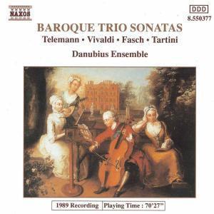 Barocke Triosonaten, Danubius-Ensemble