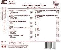 Barocke Triosonaten - Produktdetailbild 1