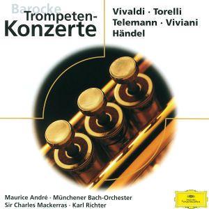 Barocke Trompetenkonzerte, Maurice Andre, Eco, Mbo, Ko Rouen