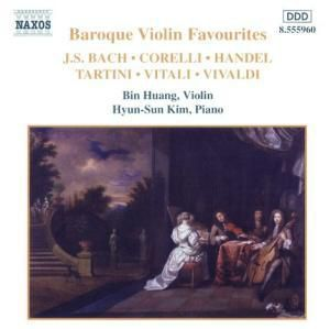 Barocke Violinfavoriten, Bin Huang, Hyun-Sun Kim