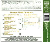 Barocke Violinfavoriten - Produktdetailbild 1
