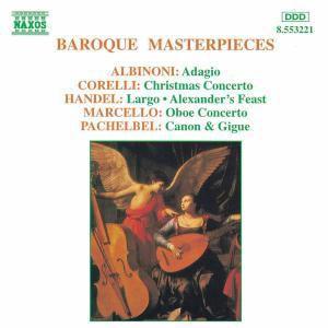 Baroque Masterpieces, Diverse Interpreten