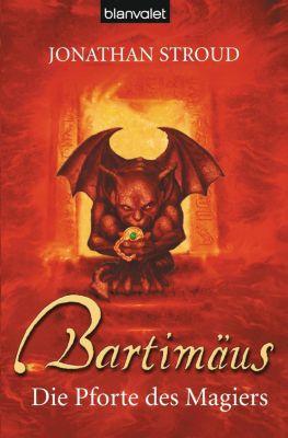 Bartimäus Band 3: Die Pforte des Magiers - Jonathan Stroud |