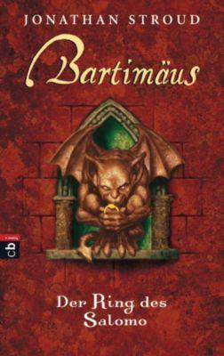 Bartimäus Band 4: Der Ring des Salomo, Jonathan Stroud