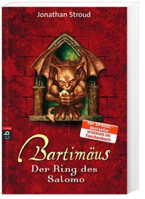 Bartimäus - Der Ring des Salomo, Jonathan Stroud