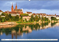 Basel und Laufenburg - Romantische Altstädte am Rhein (Wandkalender 2019 DIN A2 quer) - Produktdetailbild 6