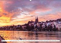 Basel und Laufenburg - Romantische Altstädte am Rhein (Wandkalender 2019 DIN A2 quer) - Produktdetailbild 5