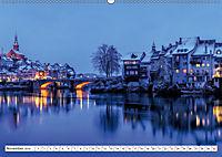Basel und Laufenburg - Romantische Altstädte am Rhein (Wandkalender 2019 DIN A2 quer) - Produktdetailbild 11