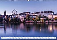 Basel und Laufenburg - Romantische Altstädte am Rhein (Wandkalender 2019 DIN A2 quer) - Produktdetailbild 10