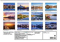 Basel und Laufenburg - Romantische Altstädte am Rhein (Wandkalender 2019 DIN A2 quer) - Produktdetailbild 13