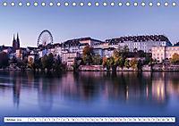 Basel und Laufenburg - Romantische Altstädte am Rhein (Tischkalender 2019 DIN A5 quer) - Produktdetailbild 10