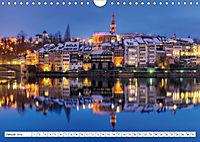 Basel und Laufenburg - Romantische Altstädte am Rhein (Wandkalender 2019 DIN A4 quer) - Produktdetailbild 1