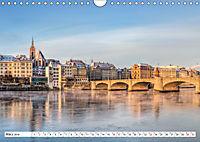 Basel und Laufenburg - Romantische Altstädte am Rhein (Wandkalender 2019 DIN A4 quer) - Produktdetailbild 3
