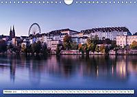 Basel und Laufenburg - Romantische Altstädte am Rhein (Wandkalender 2019 DIN A4 quer) - Produktdetailbild 10