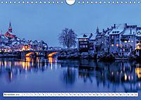 Basel und Laufenburg - Romantische Altstädte am Rhein (Wandkalender 2019 DIN A4 quer) - Produktdetailbild 11