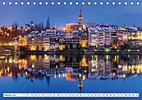 Basel und Laufenburg - Romantische Altstädte am Rhein (Tischkalender 2019 DIN A5 quer) - Produktdetailbild 1