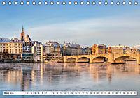 Basel und Laufenburg - Romantische Altstädte am Rhein (Tischkalender 2019 DIN A5 quer) - Produktdetailbild 3