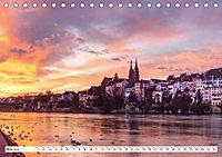 Basel und Laufenburg - Romantische Altstädte am Rhein (Tischkalender 2019 DIN A5 quer) - Produktdetailbild 5