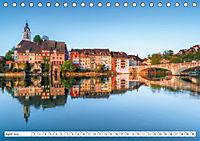 Basel und Laufenburg - Romantische Altstädte am Rhein (Tischkalender 2019 DIN A5 quer) - Produktdetailbild 4