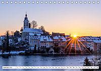 Basel und Laufenburg - Romantische Altstädte am Rhein (Tischkalender 2019 DIN A5 quer) - Produktdetailbild 2