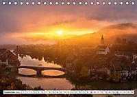 Basel und Laufenburg - Romantische Altstädte am Rhein (Tischkalender 2019 DIN A5 quer) - Produktdetailbild 9