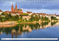 Basel und Laufenburg - Romantische Altstädte am Rhein (Tischkalender 2019 DIN A5 quer) - Produktdetailbild 6